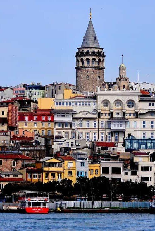 Достопримечательности Стамбула, фото