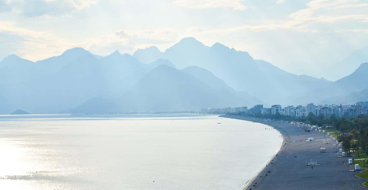Лучшие пляжи Турции, фото