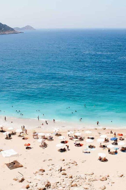 пляжи Антальи, фото