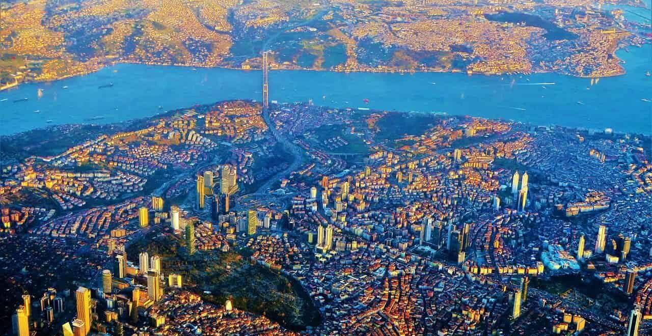 Районы Стамбула, фото