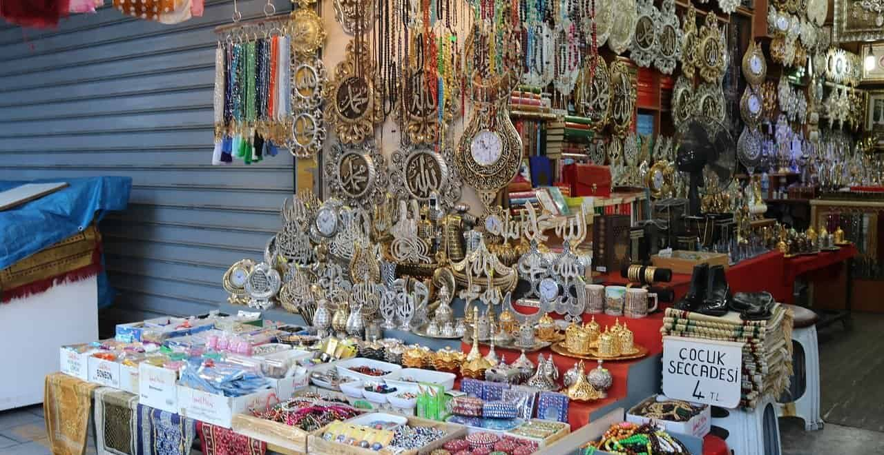 Рынок Алании, фото