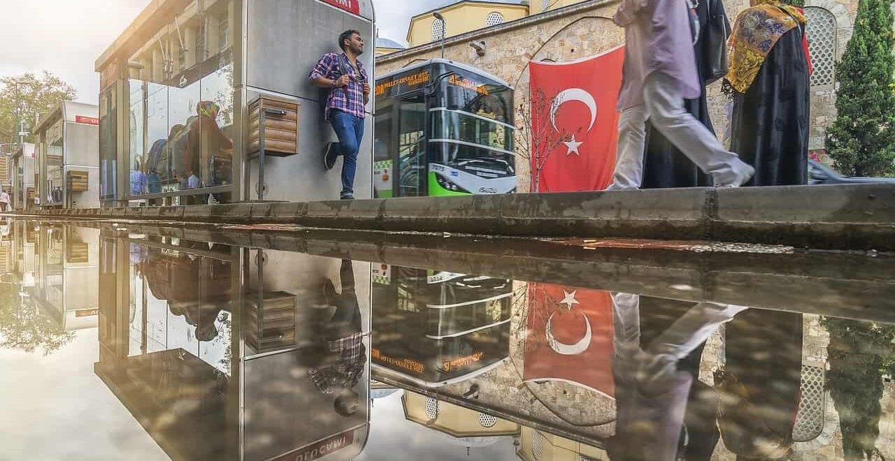 Транспорт в Турции, фото