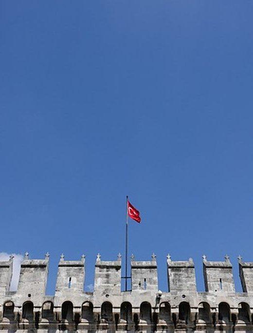 Дворец Топкапы, Стамбул, фото