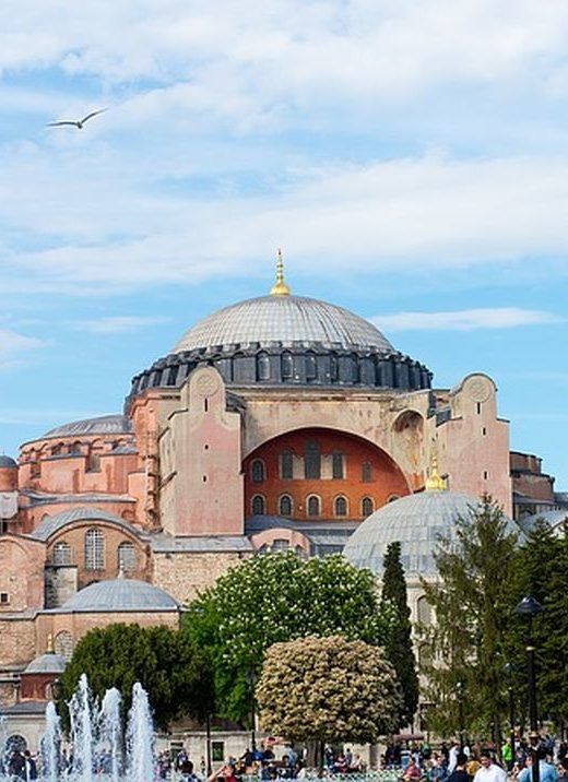 Мечеть Айя-София, Стамбул, фото